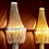Thumbnail: Gold Chair Wall Sconce