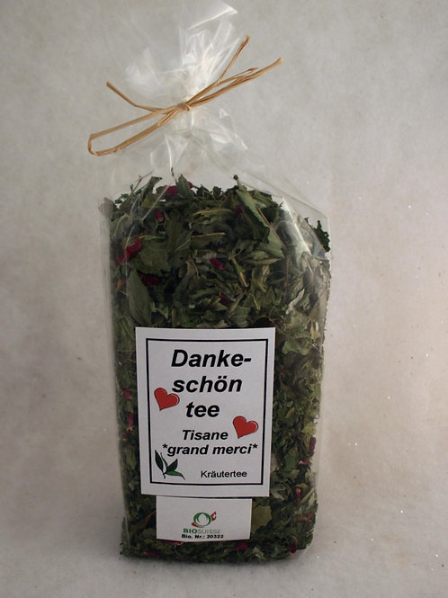 Dankeschön Tee