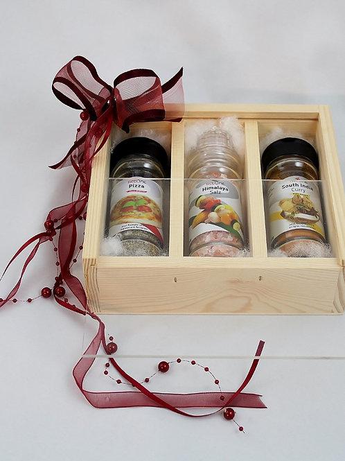 Geschenk-Gewürz-Box