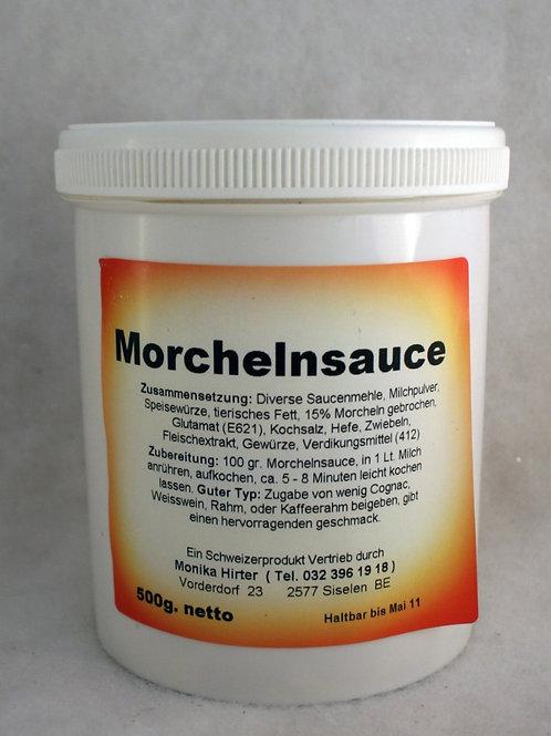 Morchelnsauce
