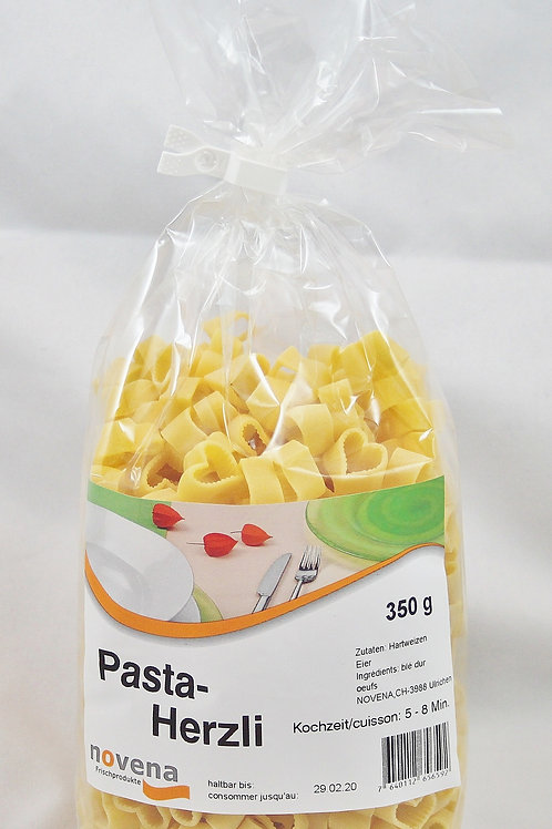 Pasta-Herzli