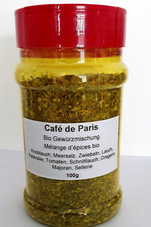 Gewürzmischung Café de Paris