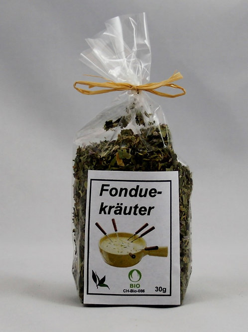 Fondue-Kräuter