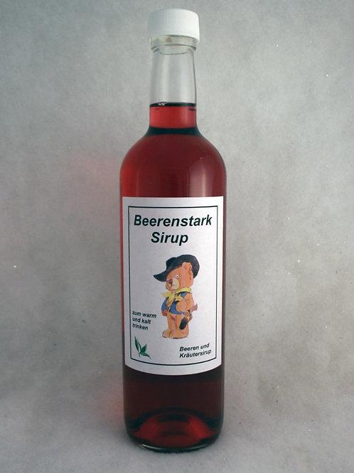 Beerenstark Sirup