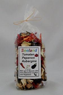 Tomaten Peperoni Auberginen