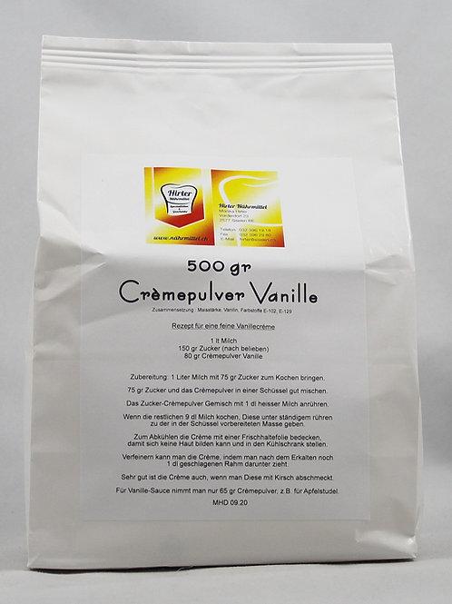 Crèmepulver Vanille