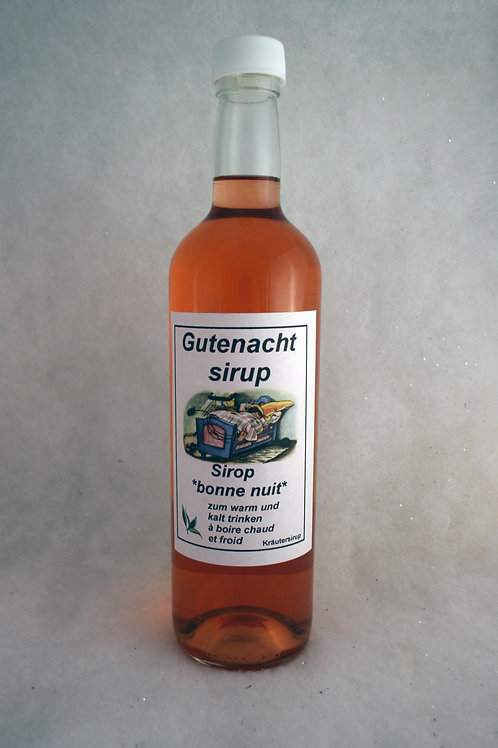 Gutenacht Sirup