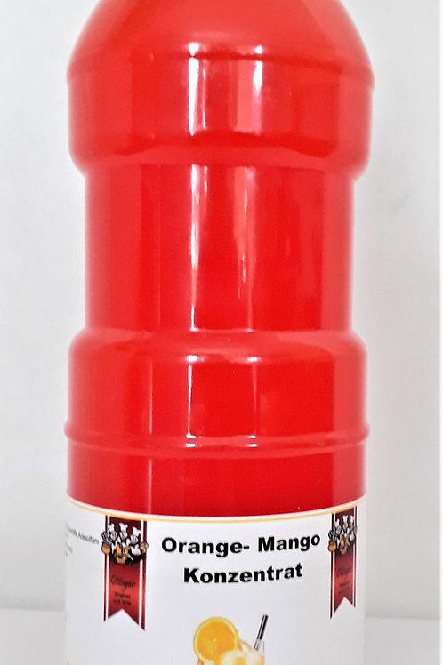 Orange-Mango Konzentrat