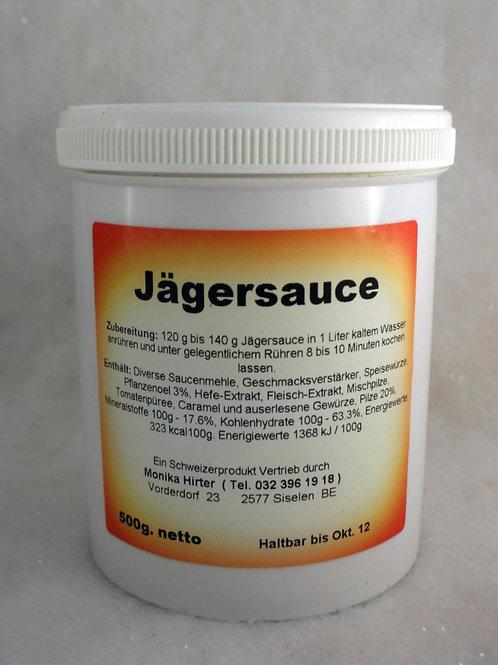 Jägersauce