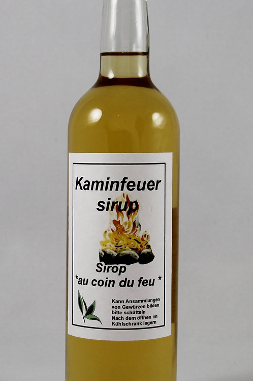 Kaminfeuer Sirup*