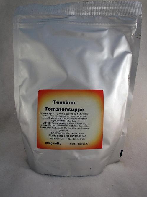 Tessiner Tomatensuppe