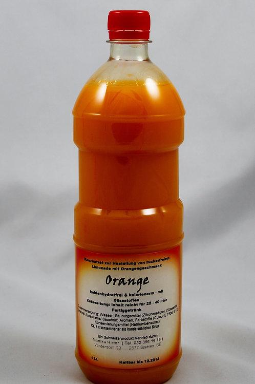 Orange Konzentrat