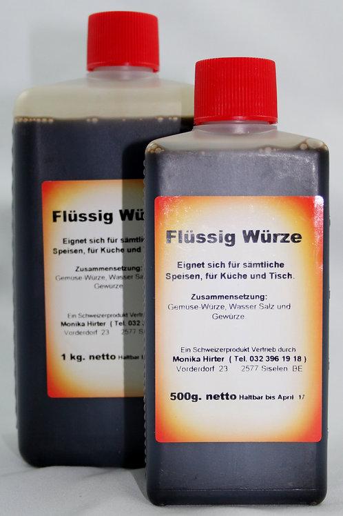 Flüssigwürze