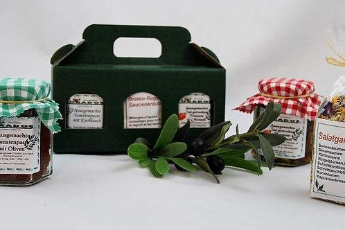 Geschenk-Karton-Tasche