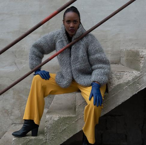 The Alena Jacket