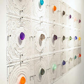 4. Ripple Effect side view at the McLoughlin Gallery San Francisco.JPG