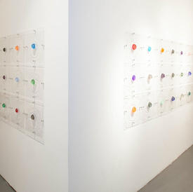 8. 2 collections at The McLoughlin Gallery San Francisco.JPG