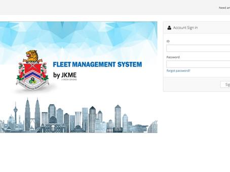 말레이시아 관용차량 배차관리 솔루션 시범서비스