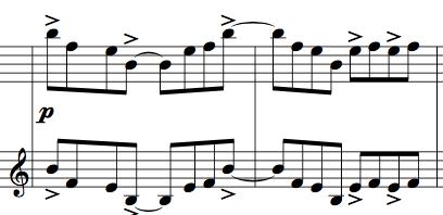 Piano - Opening