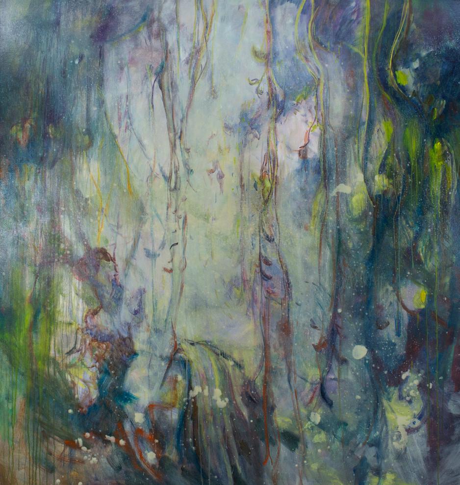 Tropics Mist, Rained, 2014