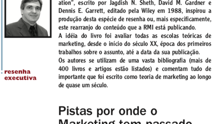 A Evolução do Marketing - parte 1