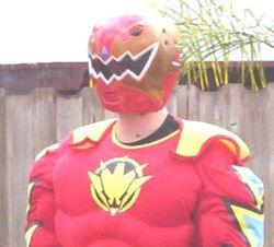 Dino Thunder Power Ranger