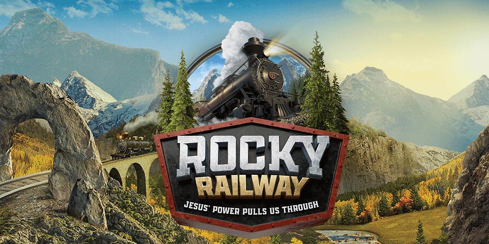 VBS - Rock Railway