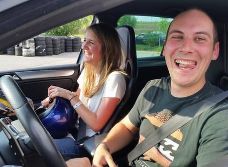 Driving @ Sunset Autodromo Franciacorta 12.05.2018
