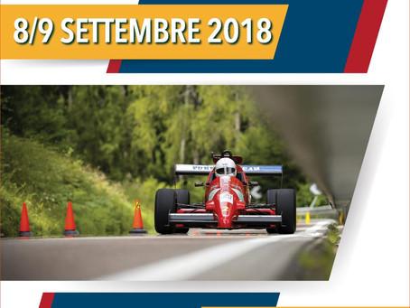 Bergslalom Val di Sole 8.-9.09.2018