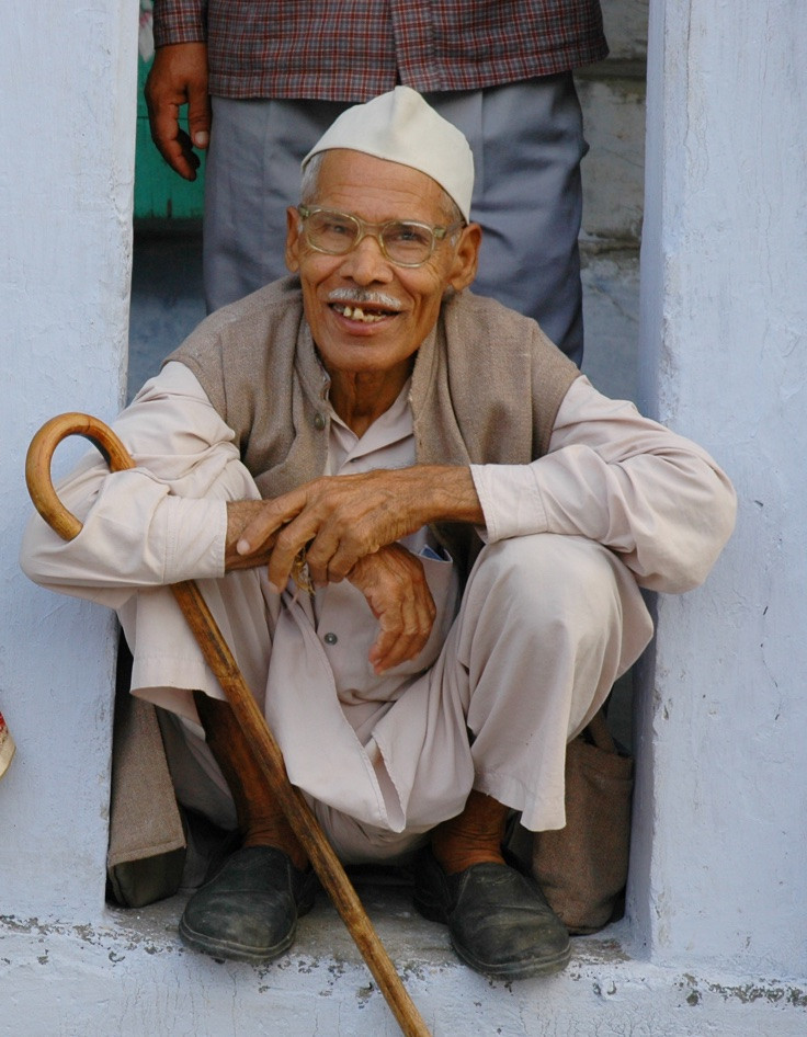 Village elder, India