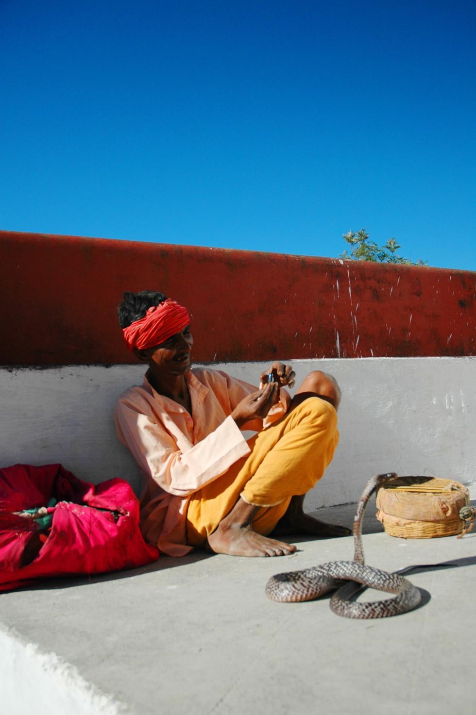 Snake Charmer, Himalayas