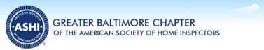 Greater Baltimore Chapter of ASHI Logo