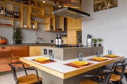 Foto da Sala de Jantar/Cozinha