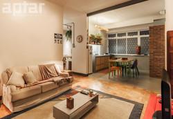 Foto da Sala de Estar/Cozinha