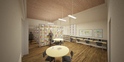Sala de Consultas Biblioteca