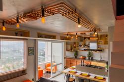 Sala de Jantar/Cozinha/Varanda