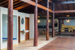 Sauna e Banhos - Obra Concluída
