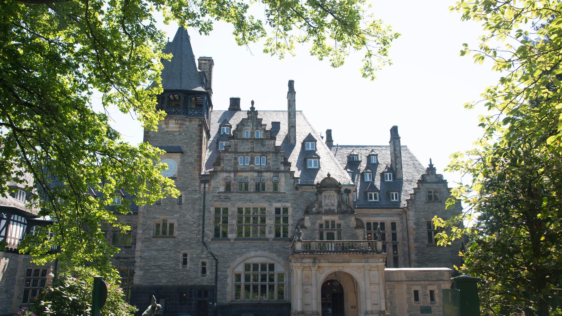 Kronberg castle baptismjpg
