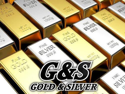 Gold & Silver 10ml