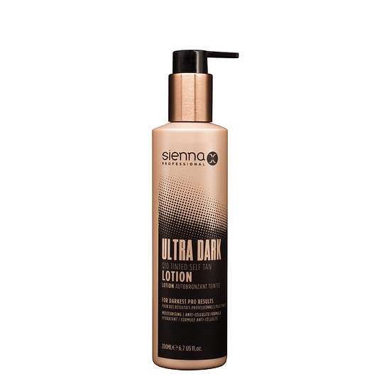 Ultra Dark Self Tan Lotion 200ML