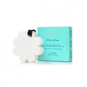 Boxed Flower Spongelle       14+ washes