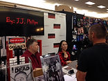 HorrorHound Booth Interview with Spikes.