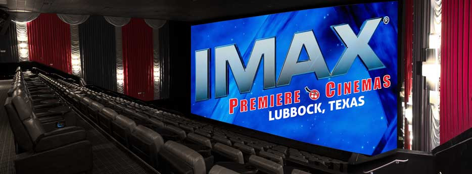 Updated IMAX Theater Image with New Reclining Seats