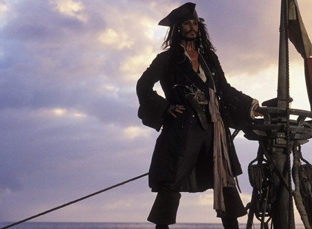Farewell, Captain Jack Sparrow