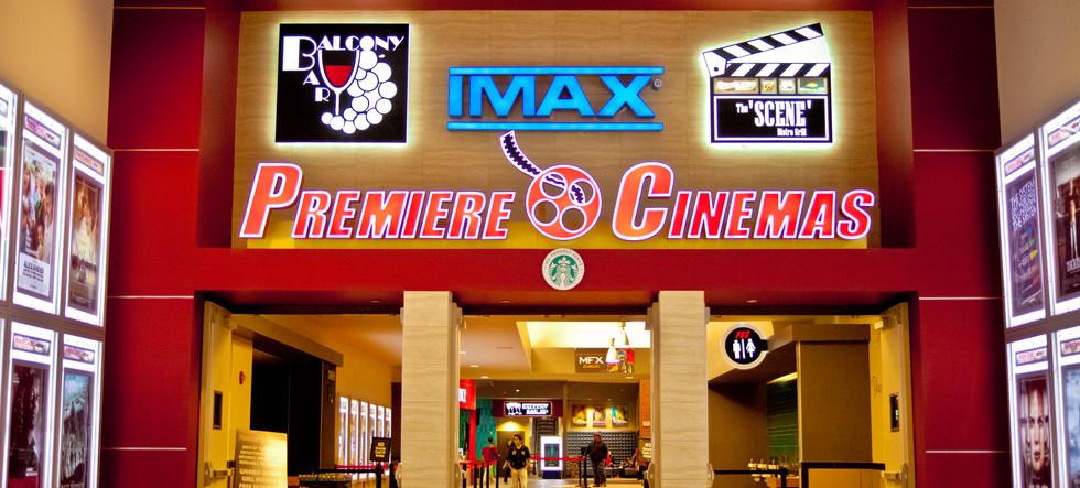 Premiere Cinemas Mall Entrance