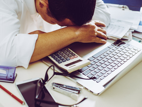 How To Know If You're Taking On Too Much Work
