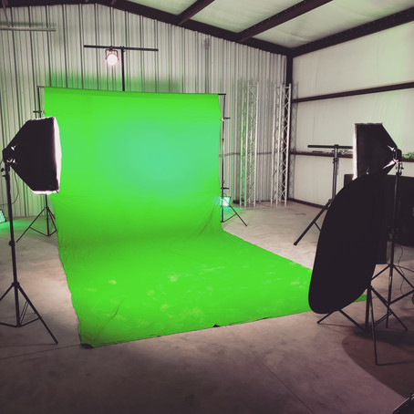 How To Work With A Green Screen