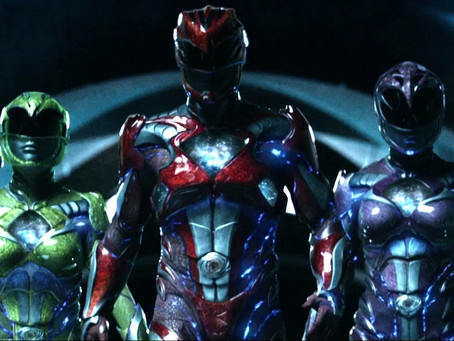 Why The New Power Rangers Movie Might Fail
