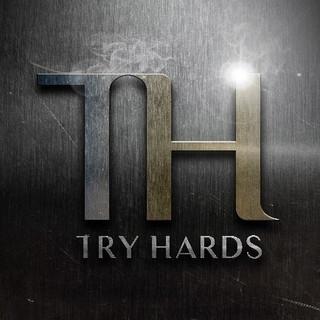 Try Hards Logo