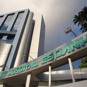 COMUNICADO HOSPITAL ESPANHOL